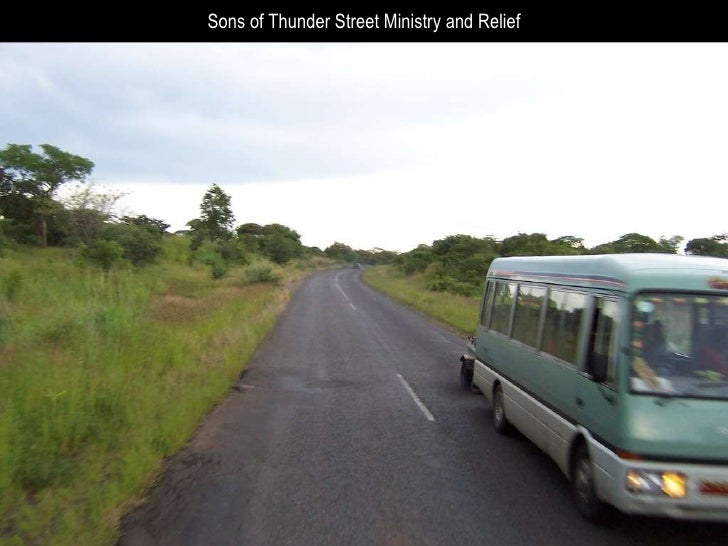 Sons of Thunder Street Ministry and Relief
