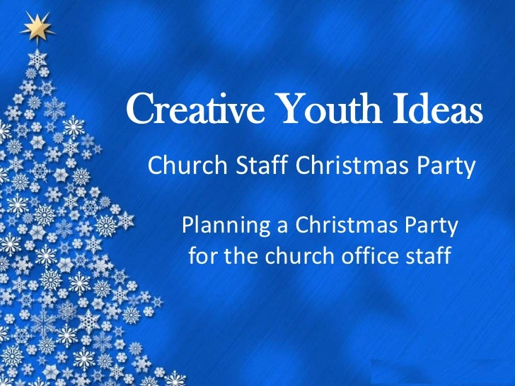 creative youth ideas church staff christmas party planning a christmas party for the church office - Youth Christmas Party Decorations