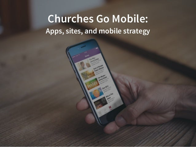 gobluebridge.com Churches Go Mobile: Apps, sites, and mobile strategy 1