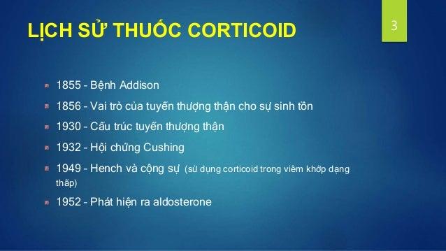 Chuyen de corticoid Slide 3