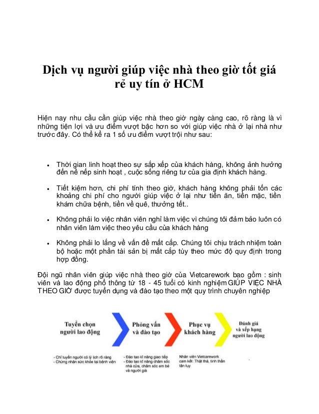 Cần tìm giúp việc theo giờ tốt giá rẻ tại Hồ Chí Minh - Cần tìm giúp việc theo giờ Quận Bình Tân Dịch vụ người giúp vi...