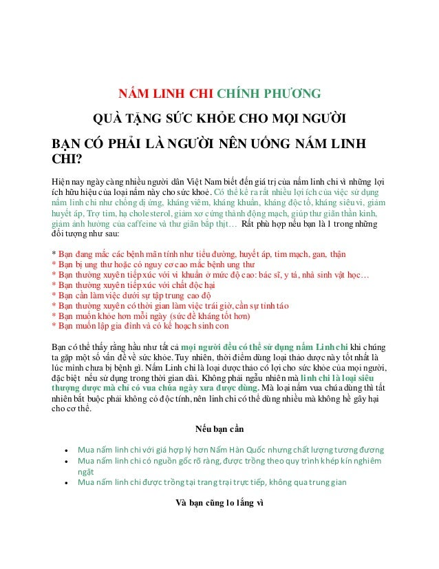 Thông tin công ty bán nấm linh chi thật ở hcm cao cấp chất lượng cao - Sản phẩm bán nấm linh chi thật Chất lượng cao 2015 ...