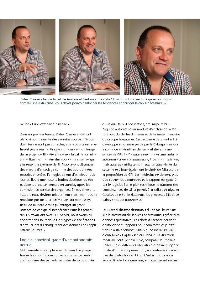 Didier Craeye  pour plus d'informations Pour toute information complémentaire concernant les produits et services Microsof...