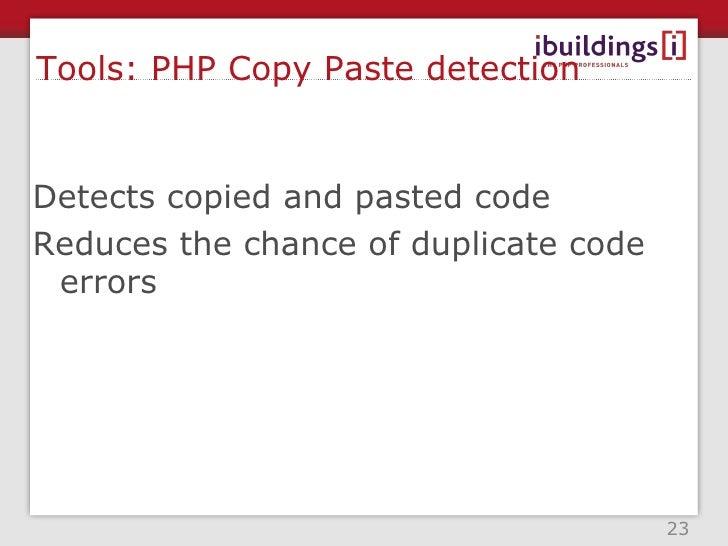 Better overall code quality </li></ul>