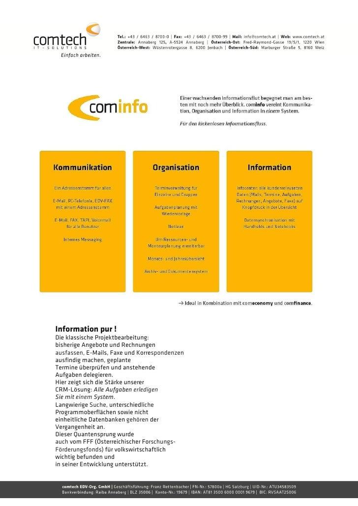 cominfo Flyer 4-seitig