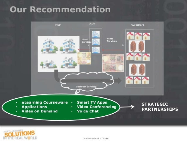 Our Recommendation                   MSO                  LCOs                     Customers                              ...