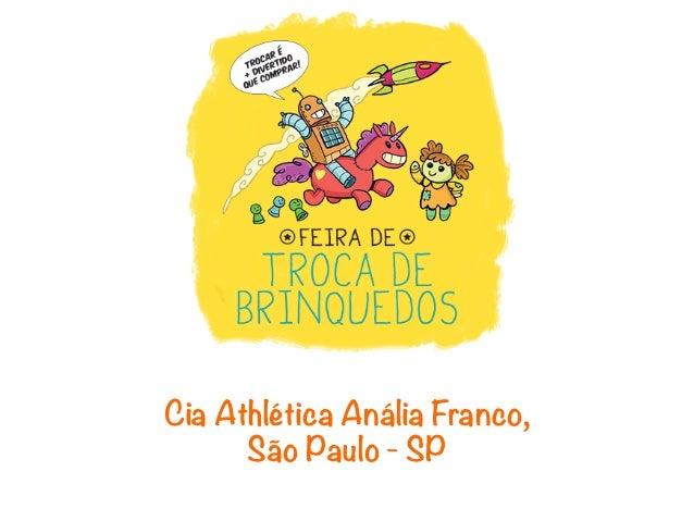 Cia Athlética Anália Franco,      São Paulo - SP