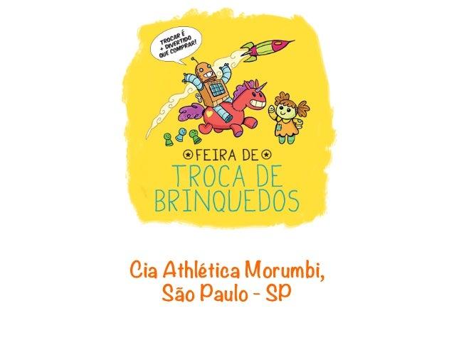 Cia Athlética Morumbi,    São Paulo - SP