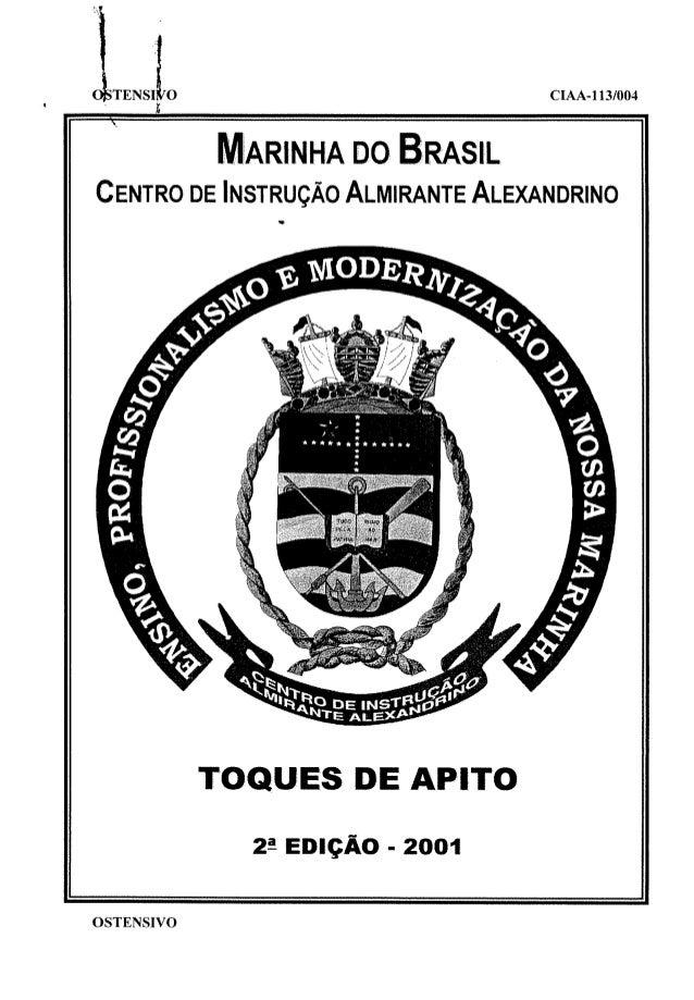CIAA Toques de Apito da Marinha do Brasil