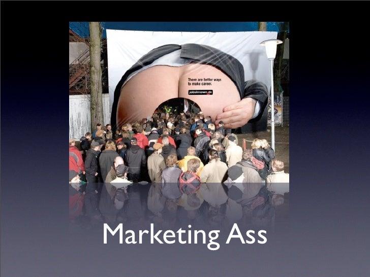Marketing Ass