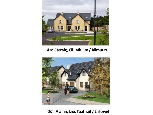 Dún Álainn, Lios Tuathail / Listowel Ard Carraig, Cill Mhuira / Kilmurry