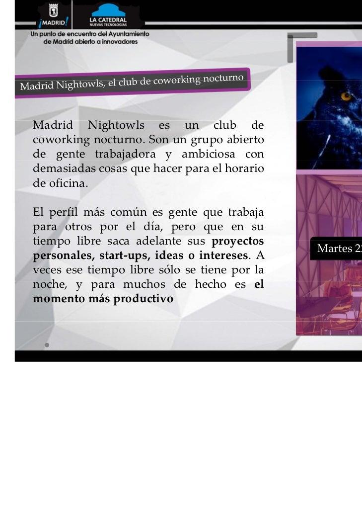 Ciball folleto actividades noviembre for Oficinas ups madrid