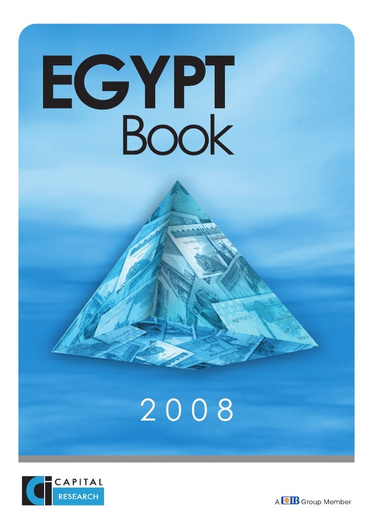 November 11, 2008                          EGYPT | TABLE OF CONTENTS                Sector/Co.                            ...