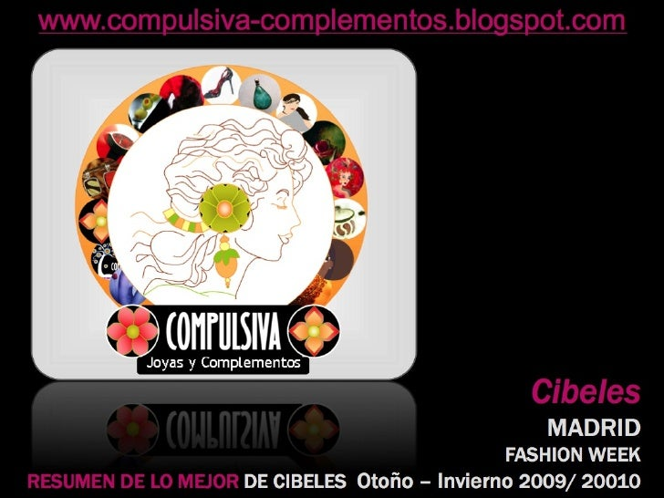 Cibeles Madrid Fashion Week: Otoño - Invierno 2009/ 2010 Slide 2