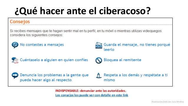 """Ciberacoso   y ahora....qué? """"Colombia"""" Slide 2"""