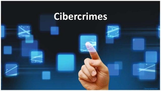 Cibercrimes CienciaHacker