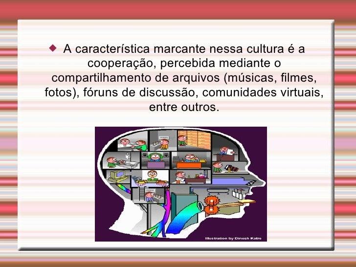 Cibercultura Slide 3