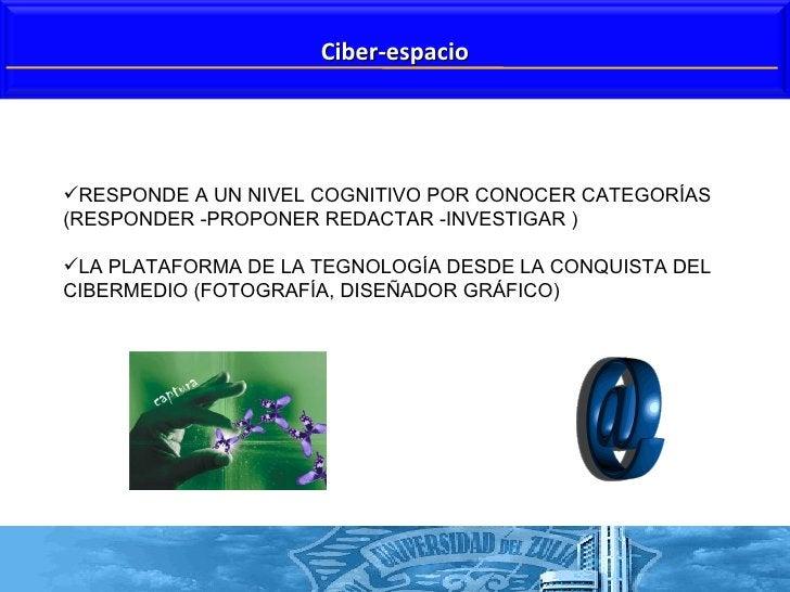 <ul><li>RESPONDE A UN NIVEL COGNITIVO POR CONOCER CATEGORÍAS (RESPONDER -PROPONER REDACTAR -INVESTIGAR ) </li></ul><ul><li...