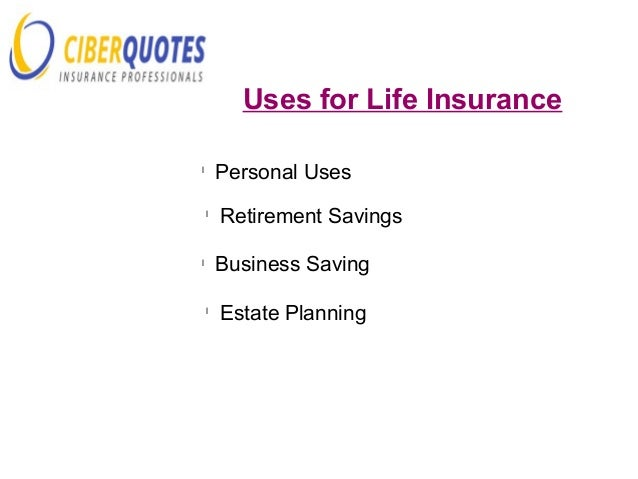 Online Life Insurance Quotes Custom Best Online Life Insurance Quotes  Ciberquotes