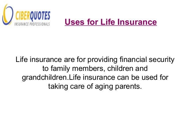 Life Insurance Quotes For Parents Stunning Best Online Life Insurance Quotes  Ciberquotes