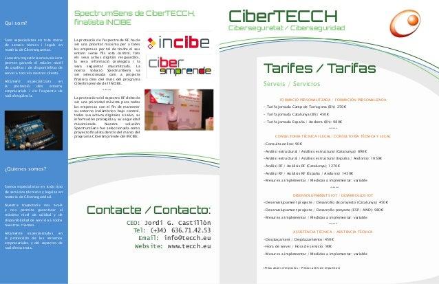 Qui som? Som especialistes en tota mena de serveis tècnics i legals en matèria de Ciberseguretat. La nostra trajectòria en...