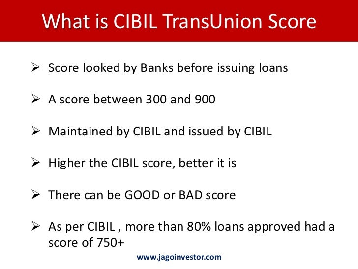 how to get cibil credit score online