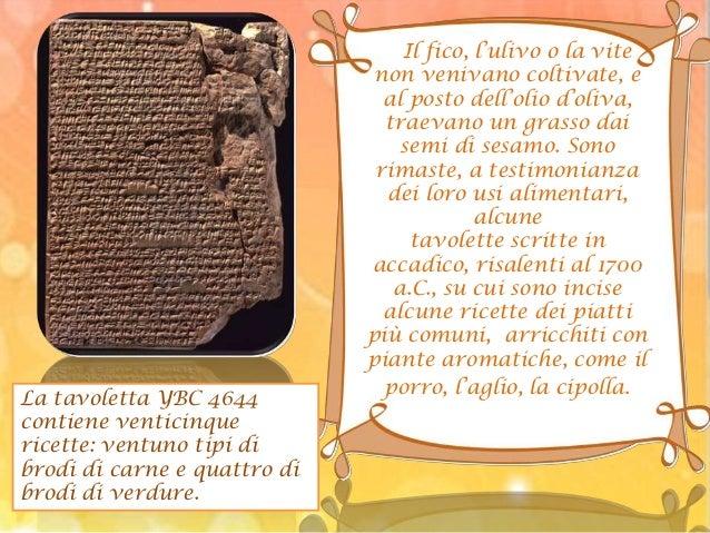 Cibo tradizionale assiro babilonese - Pesci comuni in tavola ...