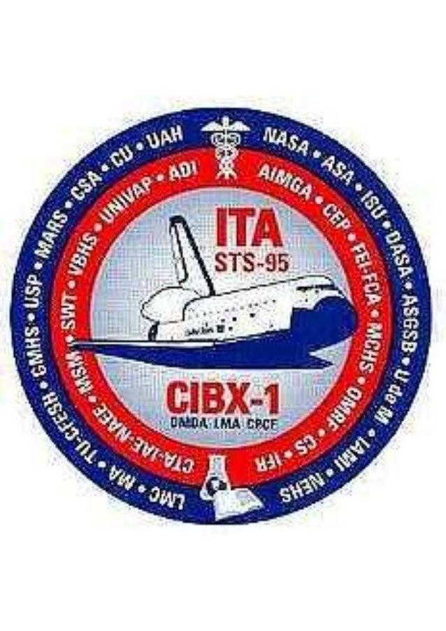 Cibx 1 commercial instrumentation technology associates biomedical experiments - sts-95 patch ita inc - portuguese microgr...