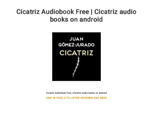 Download Cicatriz By Juan Gomez Jurado