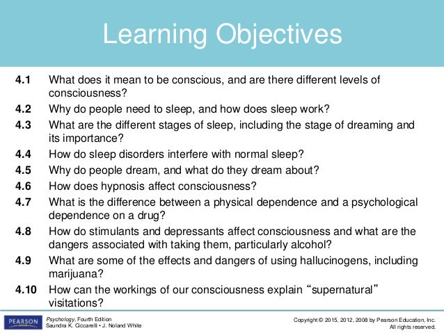 PSYC1101 - Chapter 4, 4th Edition PowerPoint Slide 2