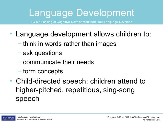 child directed speech Phonological variation in child-directed speech paul foulkes, gerard j docherty, dominic watt language, volume 81, number 1, march 2005, pp 177-206 (article.