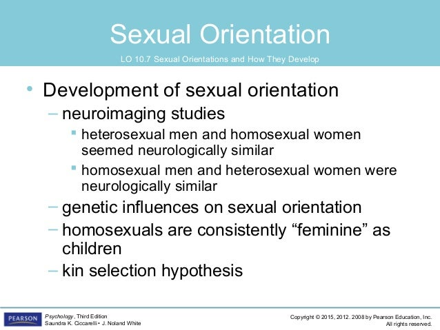 Kin selection homosexuality