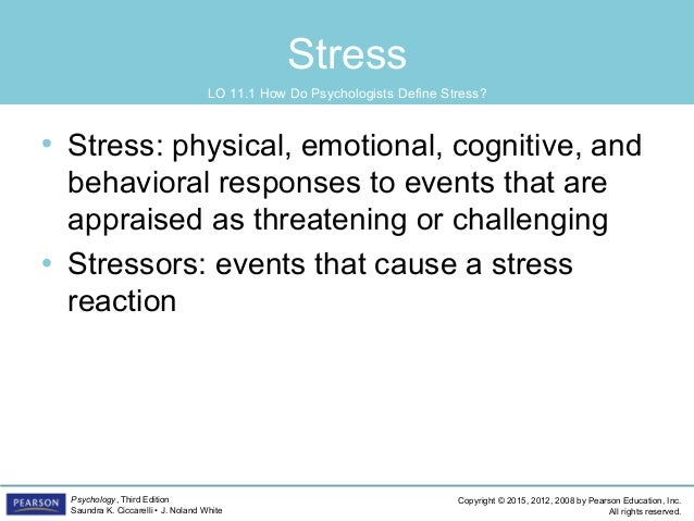PSYC1101 - Chapter 11, 4th Edition PowerPoint Slide 3