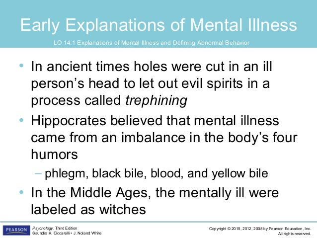 PSYC1101 - Chapter 14, 4th Edition PowerPoint Slide 3