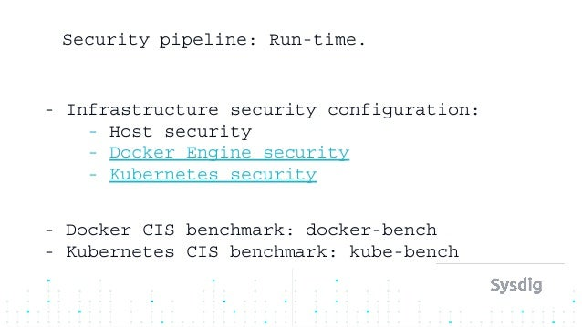 CI / CD / CS - Continuous Security in Kubernetes
