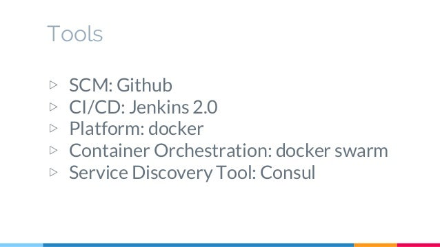 Ci cd with jenkins and docker devops meetup day thailand for Consul docker example