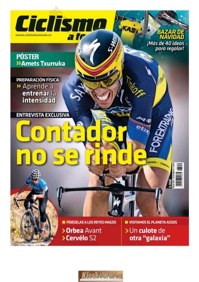 Ciclismo a fondo (Ene2014)