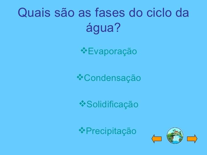 Ciclo Da Agua Slide 3
