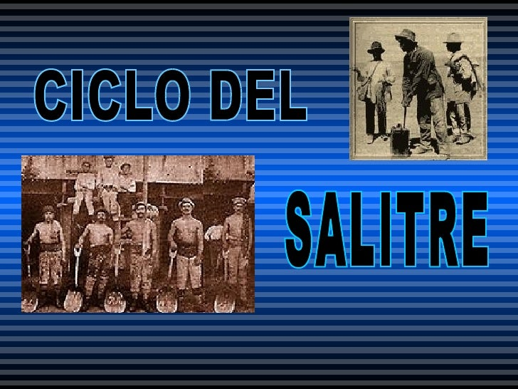CICLO DEL SALITRE