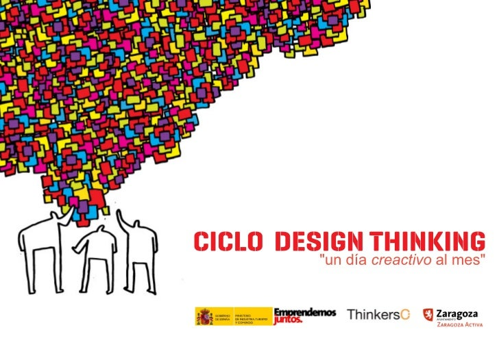 Ciclo design thinking