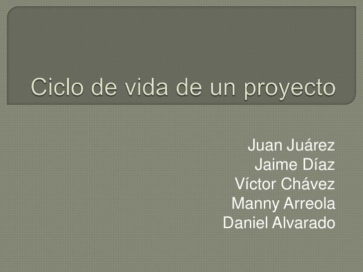 Juan Juárez    Jaime Díaz Víctor Chávez Manny ArreolaDaniel Alvarado