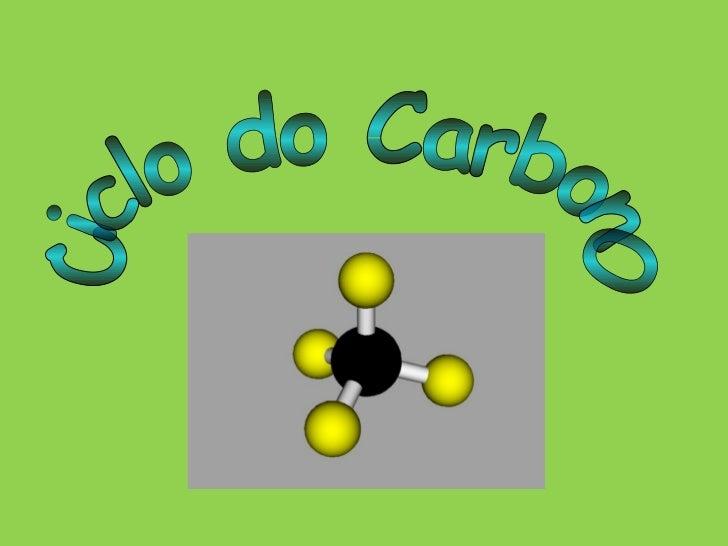 Ciclo do Carbon0