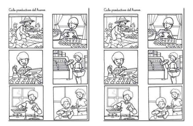 Circuito Productivo Del Tomate : Ciclo productivo del huevo