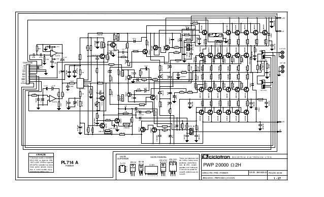 FOLHA: 02/03 BD139 BD140 Todos os resistores são de 1/4W e todos os ca- pacitores eletrolíticos são de 25V, exceto aqueles...