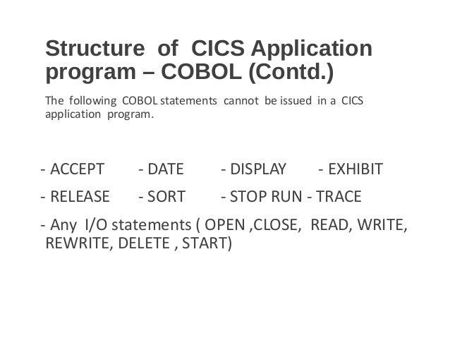 Cics Application Programming Reference Pdf