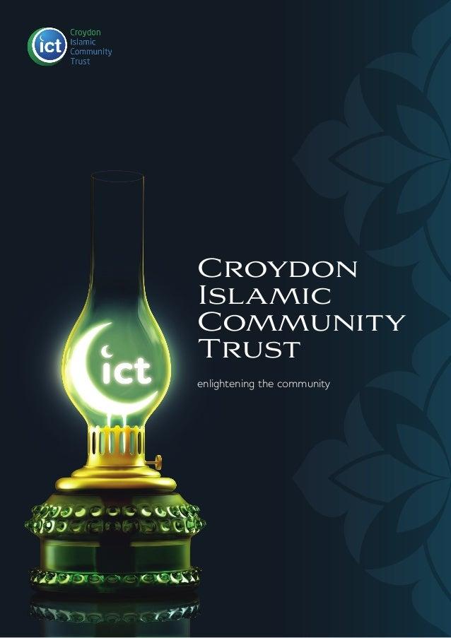 CroydonIslamicCommunityTrustenlightening the community
