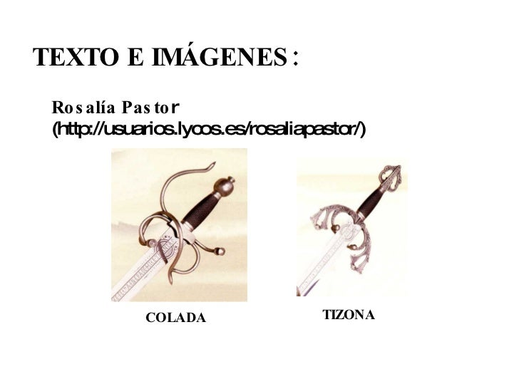 TEXTO E IMÁGENES :  Ro s alía Pas to r  (http://usuarios.lycos.es/rosaliapastor/)                  COLADA                 ...