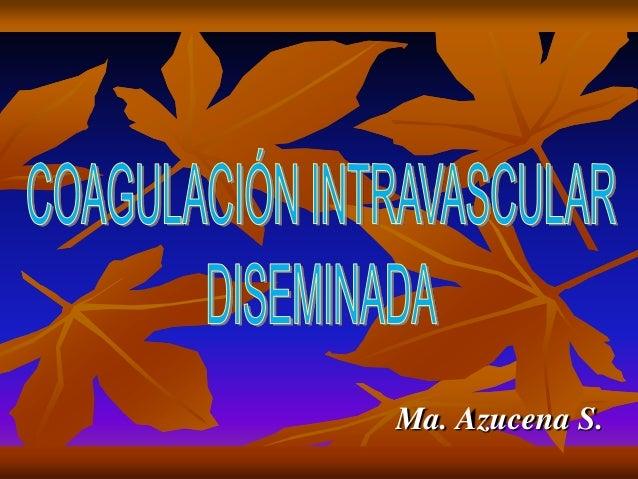 Ma. Azucena S.