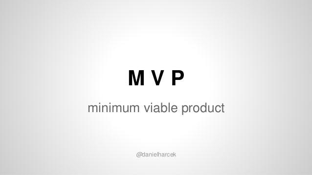 minimum viable product 101