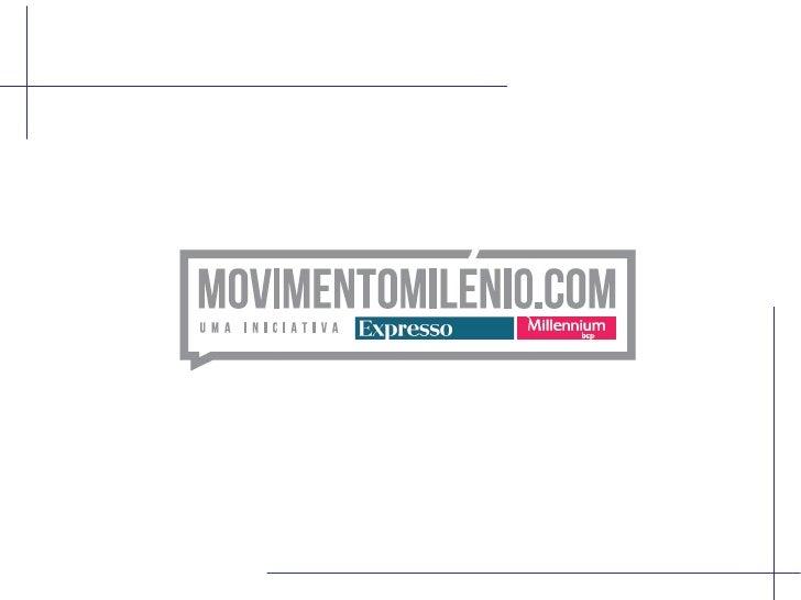 Movimento Milénio – olhar o futuro